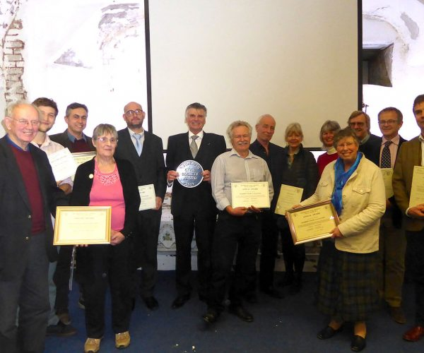 Weymouth Civic Society Award Winners